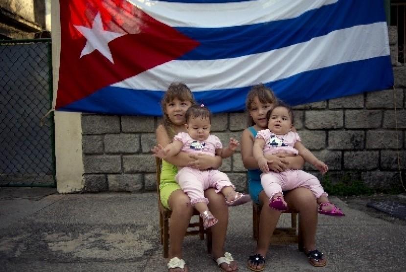Warga Kuba
