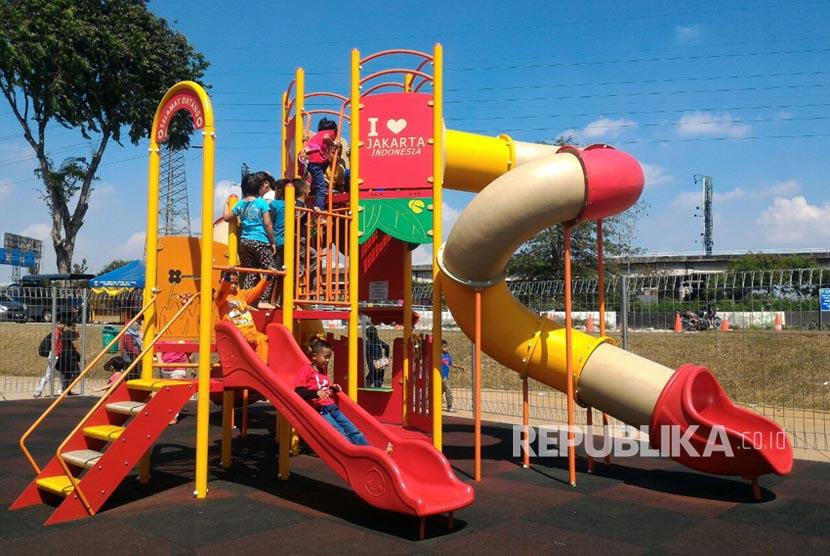 Salah satu RPTR yang ada di Jakarta (ilustrasi)