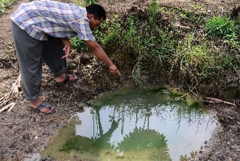 Menjajal Air Asin di Dataran Tinggi Sangiran | Republika ...