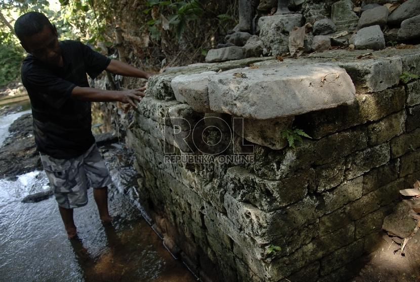 Cianjur Buka Akses Menuju Situs Kuta Tanggeuhan