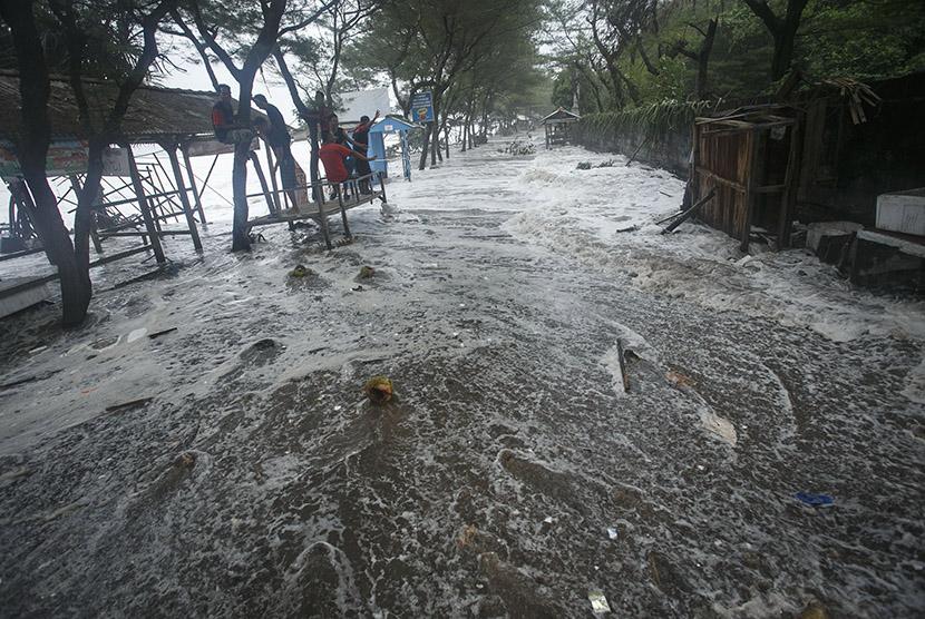 Mayoritas Titik Banjir Yogyakarta di Gunung Kidul