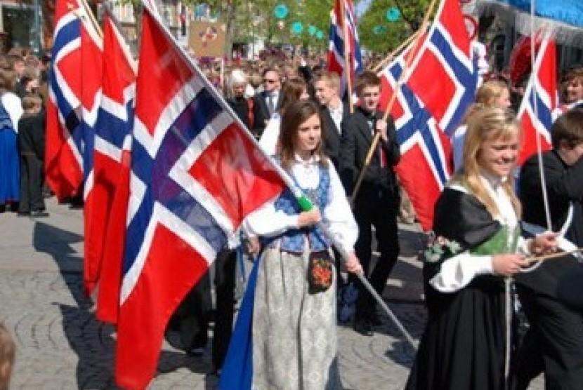 Norwegia Larang Penggunaan Bulu Hewan dalam Industri Pakaian