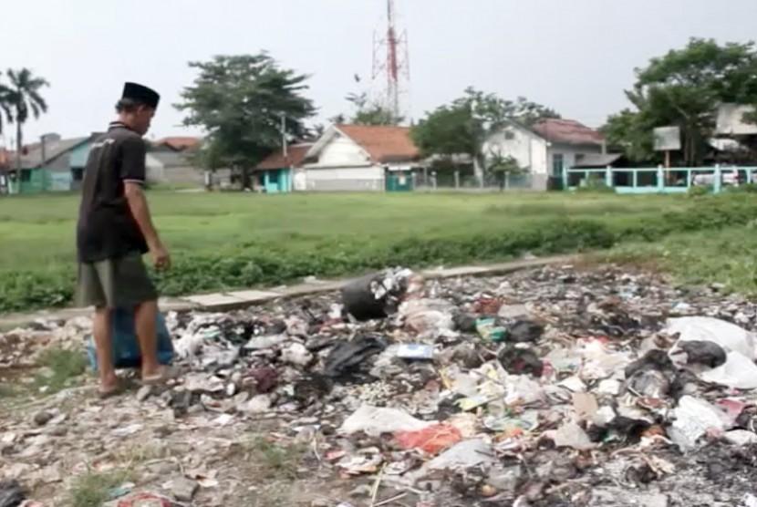 Pemkot Padang akan Melakukan OTT Sampah Mulai 1 Januari 2018