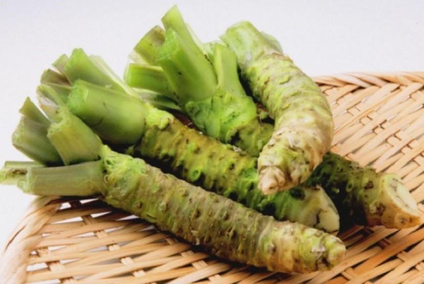 5 Manfaat Wasabi untuk Kesehatan dan Kecantikan  Republika Online # Wasbak English_182340