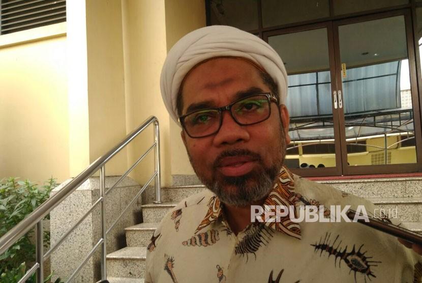 Ali Mochtar Ngabalin: Ditanya Soal Calon Ketum Golkar, Ali Mochtar: Saya Dong
