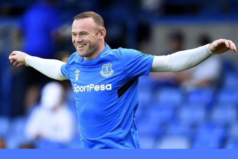 Rooney Kembali Bangkit Bersama Everton