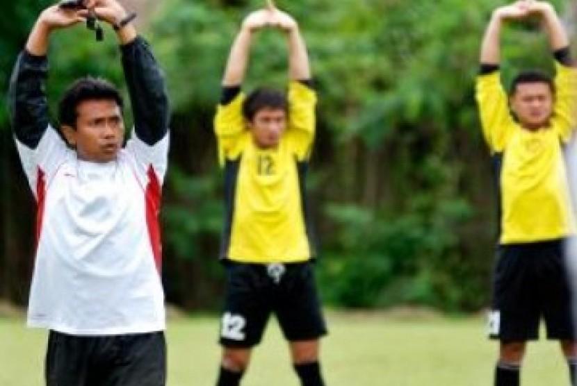 Ditahan Imbang Mitra Kukar, Ini Komentar Pelatih Sriwijaya FC