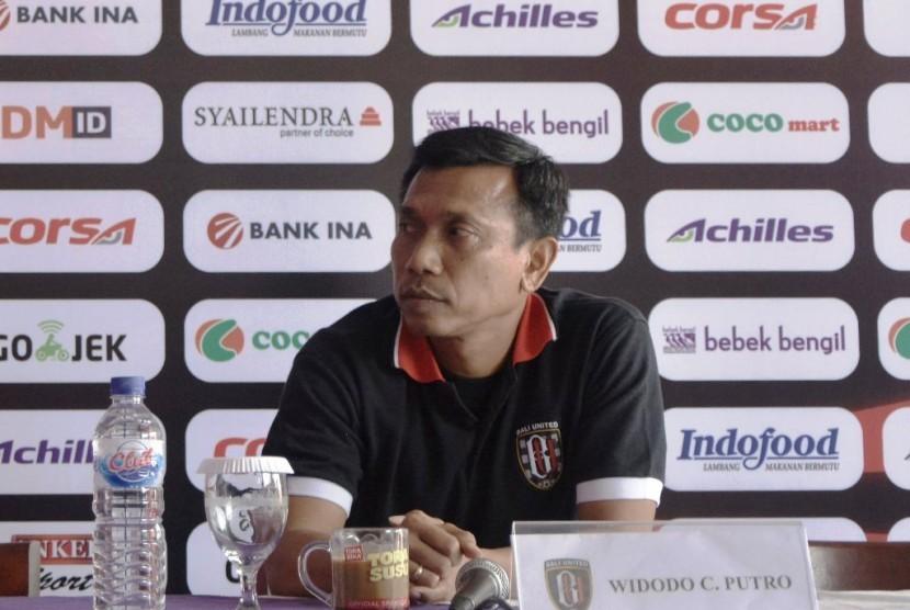 Bali United Termotivasi Lolos Fase Grup Liga Champions Asia
