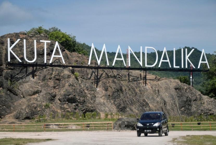 Wilayah Mandalika, Desa Kuta, Lombok Tengah, Nusa Tenggara Barat (ilustrasi).