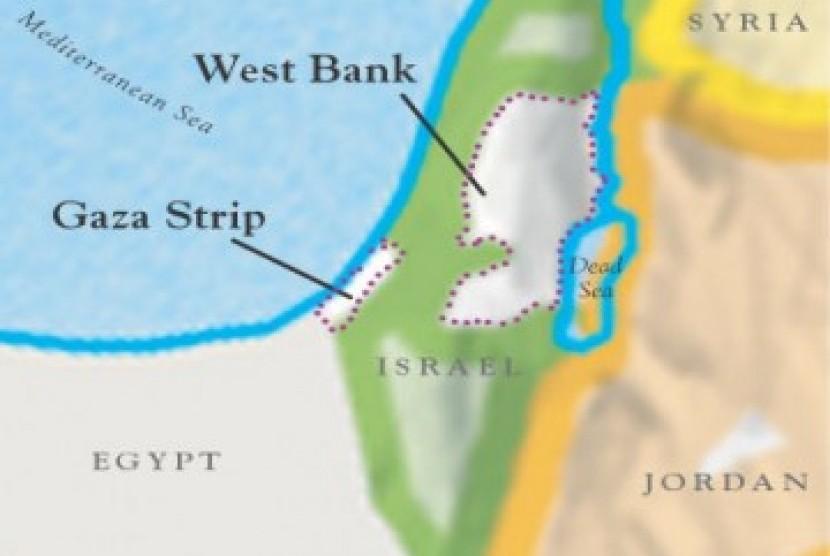 Palestina Gelar Pemilu Lokal di Tepi Barat