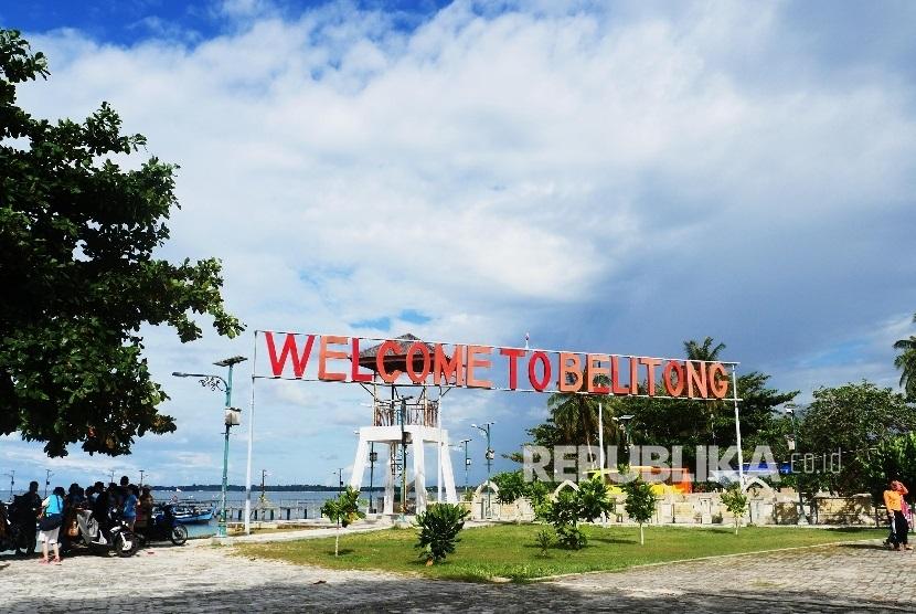 Wisata Belitung (ilustrasi)