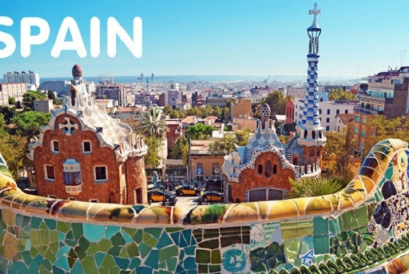 Wisata Spanyol