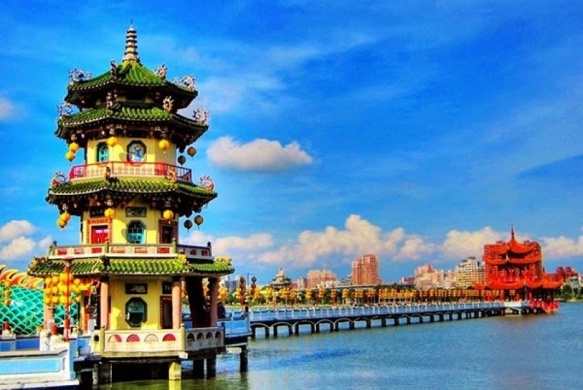 Wisata Taiwan (Ilustrasi)