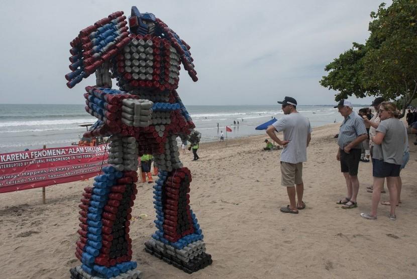 Wisatawan Rata-Rata Menginap di Bali 3,13 Hari