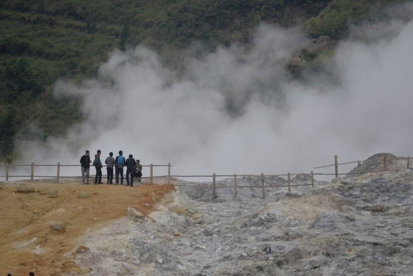 PVMBG Sebut KWDT Dieng Aman Dikunjungi Wisatawan