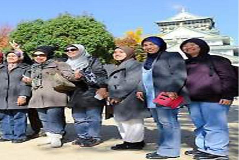 wisatawan Muslim di Jepang