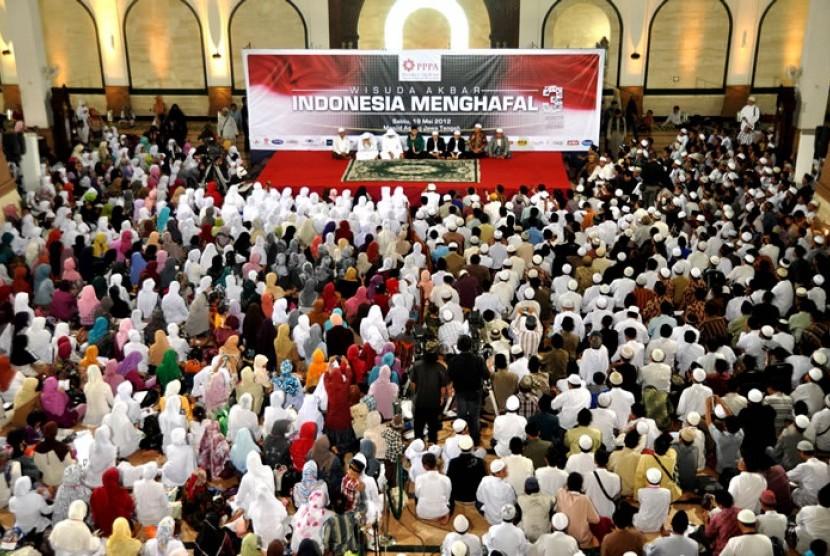 Permalink to PPPA Daarul Quran Lahirkan Generasi Muda Penghafal Quran