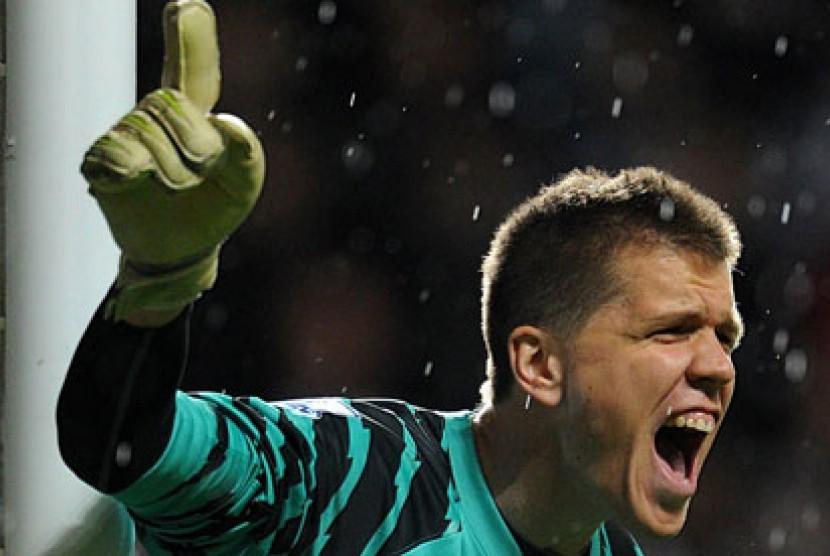 Szczesny Sebut Hijrah ke Juve dari Arsenal Pilihan Tepat