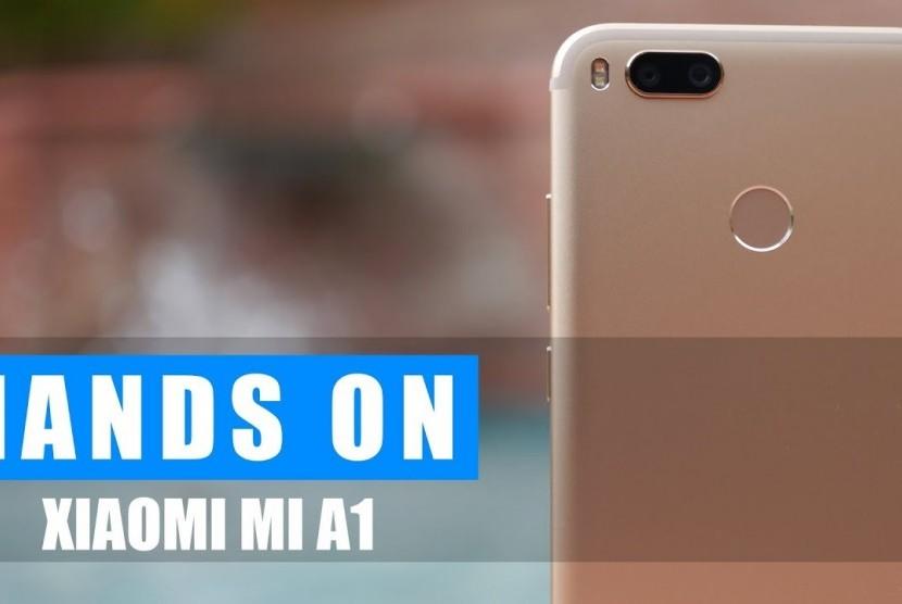 Xiaomi Luncurkan Mi A1 dengan Kamera Ganda