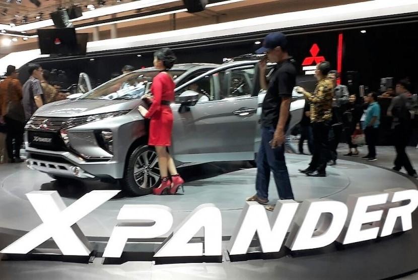 Xpander menjadi icon baru kendaraan jenis MPV