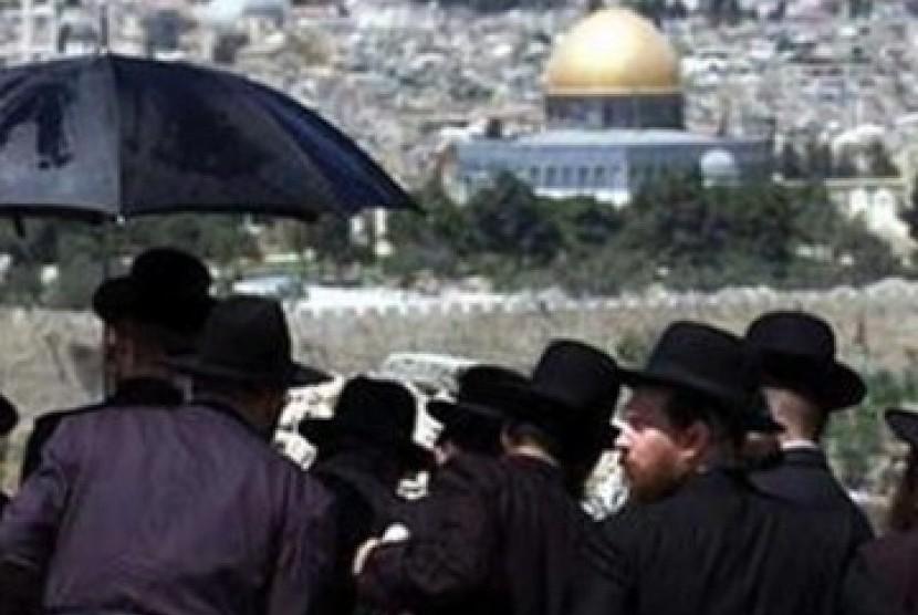 Yahudi Israel-Al Aqsha