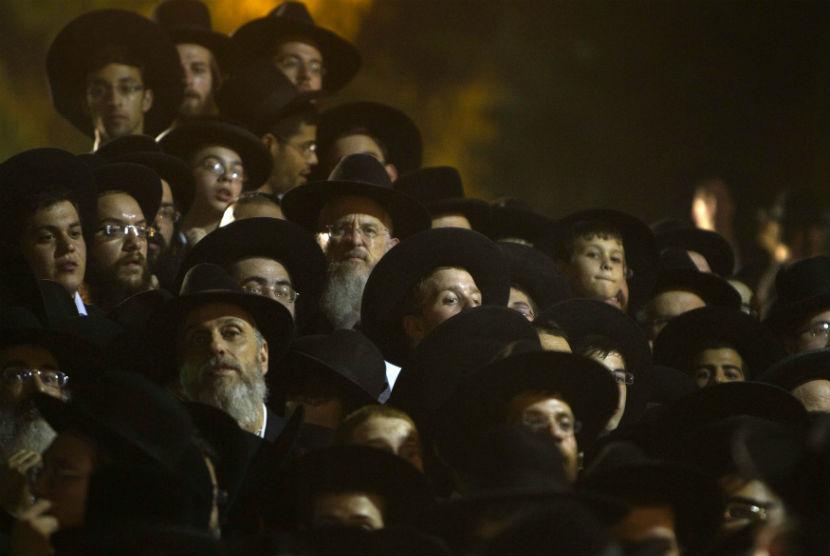 Yahudi Israel (ilustrasi)