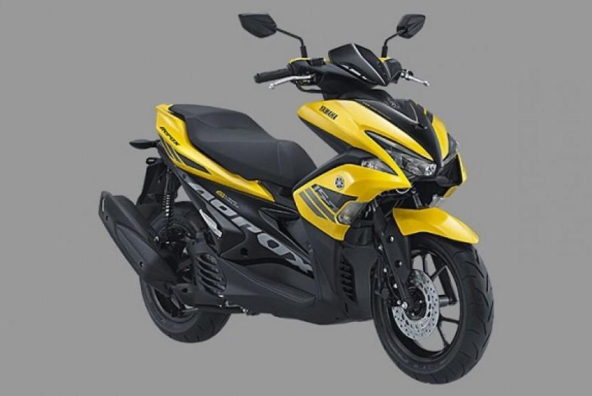 Ini Spesifikasi Yamaha Aerox 155