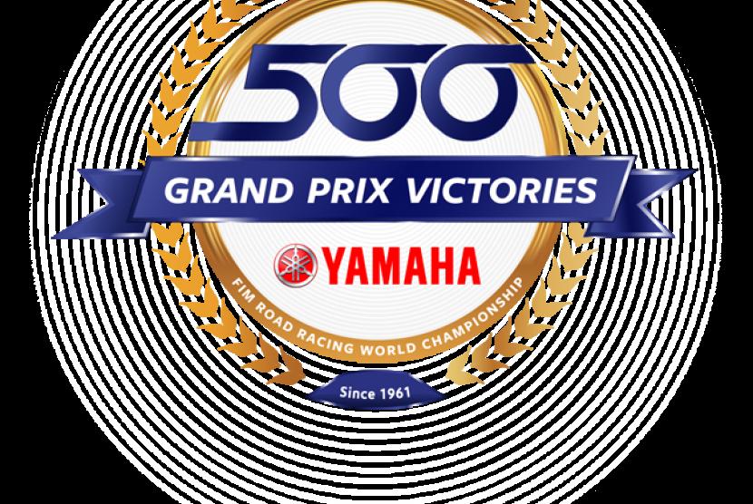 Yamaha meraih 500 kemenangan Grand Prix Racing bersejarah.