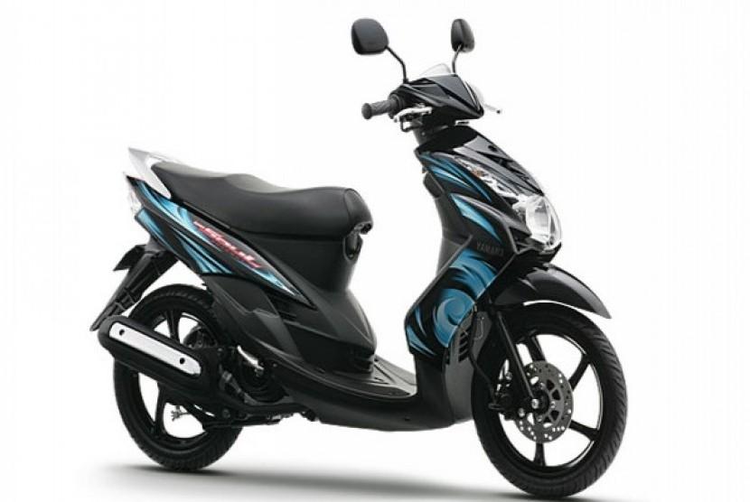 Mio S, Skutik Terbaru Yamaha yang Elegan dan Bertenaga
