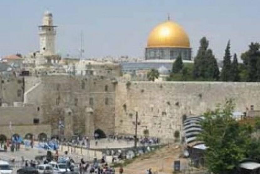 Yerusalem dan Perjuangan Umat Islam