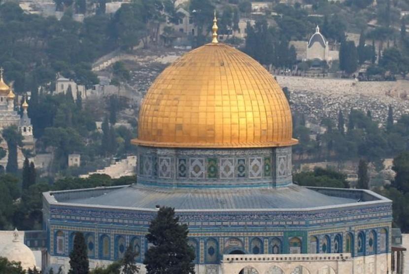 Mesir: RUU Israel Soal Yerusalem Langgar Resolusi Global