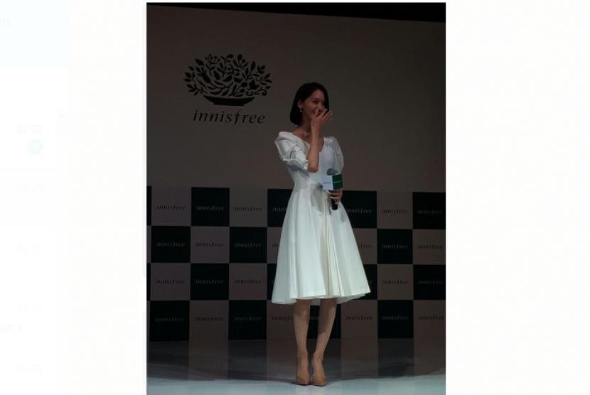 Yoona 'SNSD' Janji Bakal Liburan di Indonesia