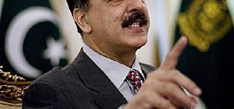 Yusuf Raza Gilani