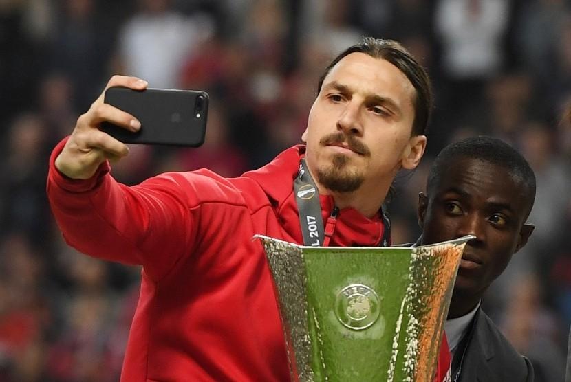 Ibrahimovic tak Menyesal Belum Raih Liga Champions