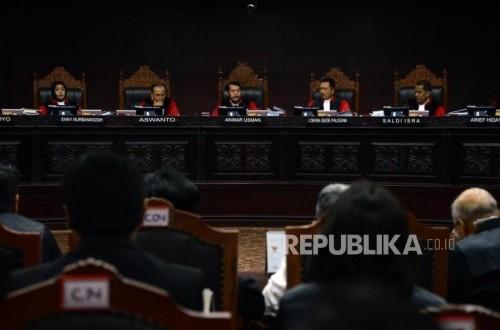 Perbaikan Gugatan Diterima, BPN: MK tak Bisa Diintervensi
