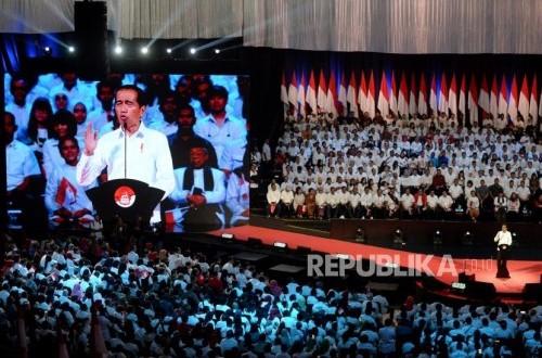 Jokowi: Ini Bukan Tentang Aku atau Kamu