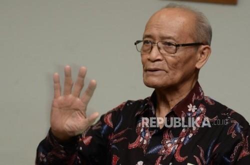 Buya Syafii ke Jokowi: Pilih Menteri Jangan yang <em>Bikin </em>Kacau