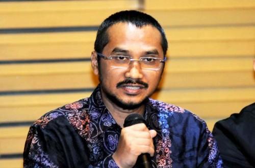 Chief of Corruption Eradication Commission (KPK) Abraham Samad (file)