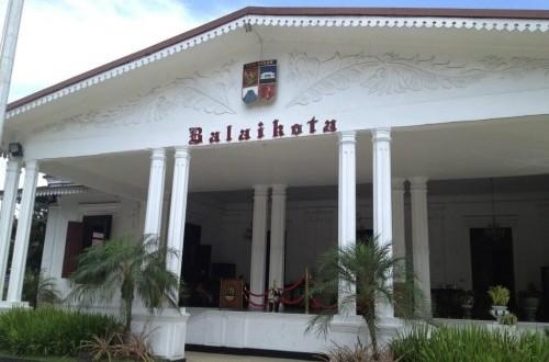 Balai Kota Bogor.