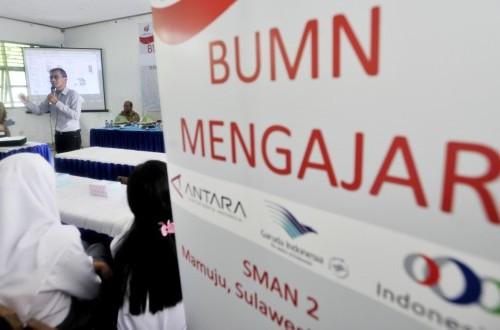 Bumn Mengajar Surveyor Indonesia Hadir Di Kamal Madura Republika Online