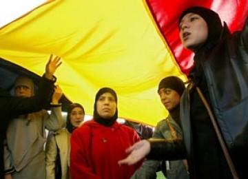 Imigran Muslim di Jerman
