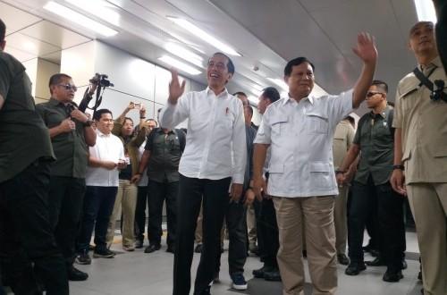 Usai Pertemuan Jokowi-Prabowo: Akar Rumput Diminta Rukun
