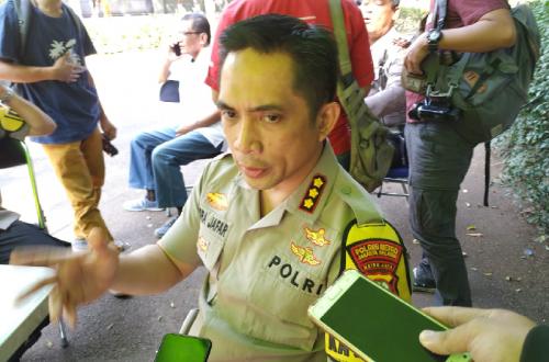 Demonstrasi di Depan Rumah Prabowo Batal