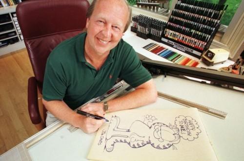 Karakter animasi Garfield