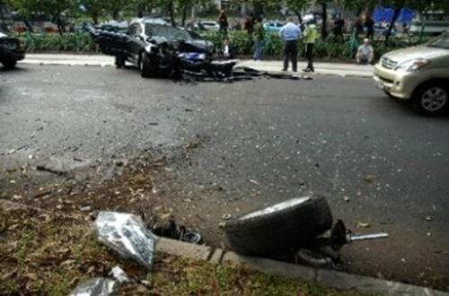 PT Jasa Raharja Santuni Korban Kecelakaan Rp 40 Juta