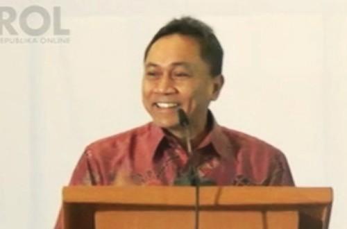 Ketua Majelis Permusyawaratan Rakyat (MPR) RI, Zulkifli Hasan