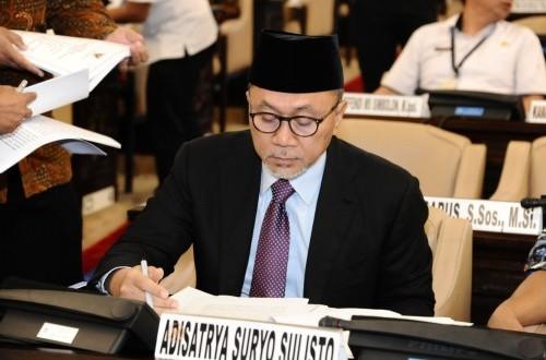 Ketua MPR Ucapkan Selamat kepada Jokowi-Maruf Amin