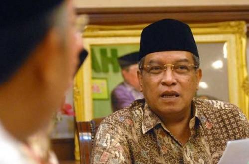 Ketua Umum PBNU KH Said Aqil Siradj