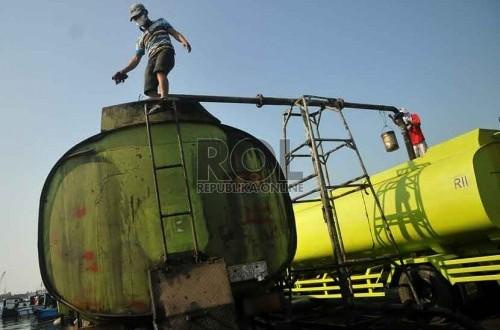 Crude Palm Oil (CPO) (Republika/Prayogi)