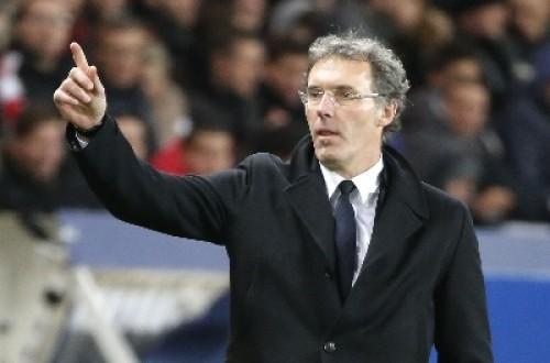 Pelatih PSG, Laurent Blanc